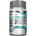 Biotech Nutrition Glucosamine 500 60 kapslí