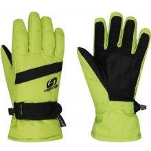 Ledda Dětské lyžařské rukavice zelená d428781ca1