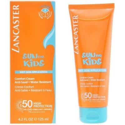 Lancaster Sun For Kids Wet Skin Application krém na opalování SPF50 125 ml