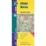 Střední Morava 1:100 000
