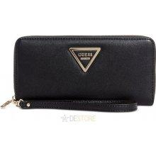 d7397abdd8a Guess Peněženka Marisole Zip Around Boxed Black