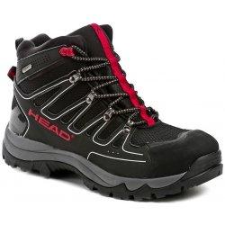 Skate boty Head HZ-109-36-06 černo červené pánské trekingové 0741ce3aeb