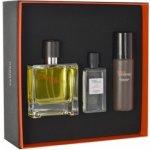 Hermès Terre D'Hermes XV parfém 75 ml + voda po holení 40 ml + pěna na holení 50 ml dárková sada