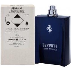 Ferrari Cedar Essence parfémovaná voda pánská 100 ml tester