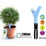 PARROT Flower Power bezdrátový WIFI monitor rostlin pro Apple iOS, modrý