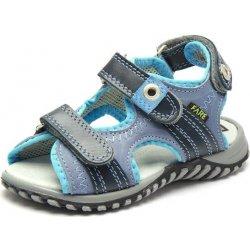 86f56d009f5 Fare sandálky šedo-modro-bílá od 790 Kč - Heureka.cz