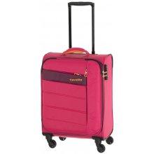 Travelite Kite 4w S Pink