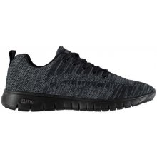 Fabric Flyer Runner pánské Trainers, black/charcoal