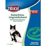 Trixie antiparazitní obojek pro psy a kočk bylinný 42 cm
