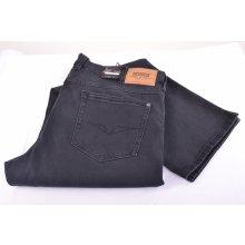Dockhouse pánské elastické kalhoty 1065A šedé 0b5bdfe2ac