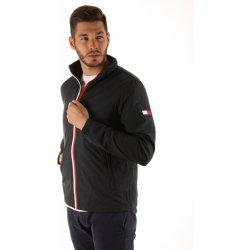 Pánská bunda a kabát Tommy Hilfiger černá bunda f902d9fd18c