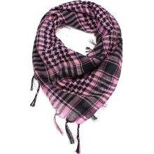 40573e68440 Arabský šátek arafat palestina růžový