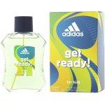 Adidas Get Ready! toaletní voda pánská 100 ml