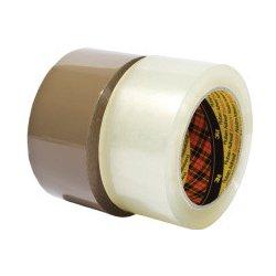 Balicí pásky Scotch NEHLUČNÉ 48 mm x 66 m / transparentní