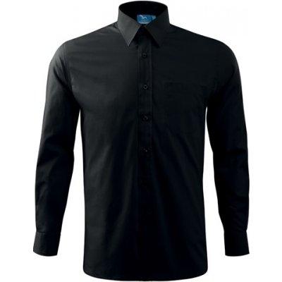 Adler košile long sleeve černá