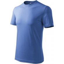 Adler tričko dětské Basic azurově modré