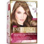 L´Oréal Excellence Creme 6.13 blond tmavá béžová