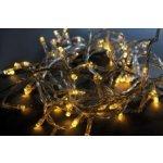 Vánoční řetěz LED 40 barva světla teplá bílá 6m