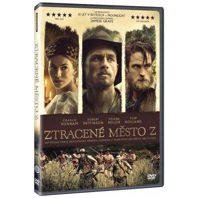 Ztracené město Z (DVD)