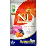 N&D Grain Free Pumpkin Adult Mini Lamb & Blueberry 2,5 kg