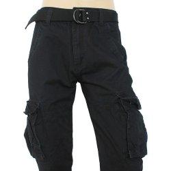Pánské džíny QUATRO kalhoty pánské kapsáče Q2-1 81b055a2ec