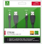Speed-Link Stream Play & Charge kabel Set Xbox One