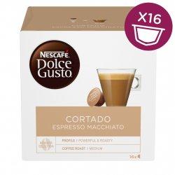 Nescafé Dolce Gusto Cortado kávové kapsle 16 ks