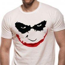 Batman The Dark Knight Joker Smile White