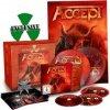 Accept - Blind Rage / Box Set [CD / DVD]