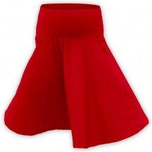 Jožánek těhotenská kolová sukně červená