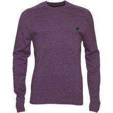 Bench Mens Ofsted Knit Jumper Pánský svetr Purple