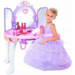 Kinderplay Dětský toaletní stolek s líčením malá parádnice