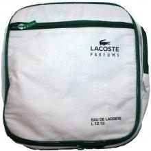 11678c1318 Lacoste Eau de Lacoste L.12.12 2v1 taška zelený pruh