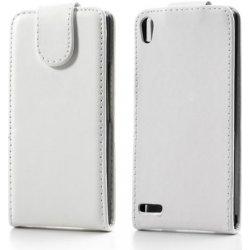 Pouzdro na mobilní telefon Pouzdro TVC Koženkové FlipCase Huawei Ascend P6