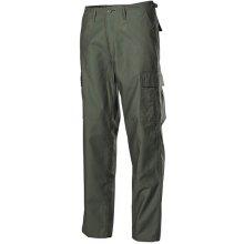 MAX FUCHS Kalhoty US BDU ZELENÉ fce2d7661d