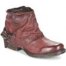Airstep / A.S.98 kotníkové boty SAINT LI Červená