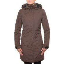 Funstorm Lafre dámský kabát zimní brown