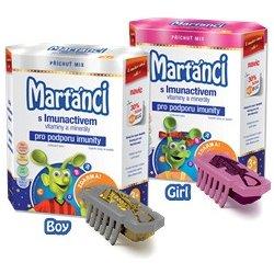 Walmark Marťánci Imuno Mix 130 tablet