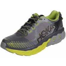 Hoka One One Arahi pánská běžecká obuv šedá