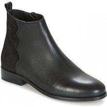 Betty London Kotníkové boty HELOI Černá