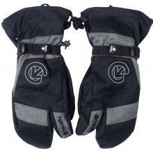 Meatfly Spock W14 rukavice černá