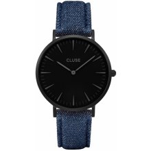 Cluse La Bohéme Full Black/BLUE DENIM