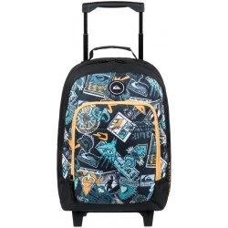 c432123626c Quiksilver tašky Aktovky na kolečkách Dětské Wheelie Burst Černá