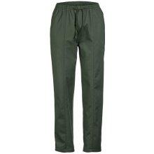 Kalhoty Roger Kent olivová