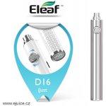 Eleaf Baterie iJust D16 eGo LED VV 850mAh Stříbrná