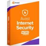 Avast! Internet Security 1 lic. 1 rok (AIS8012RCZ001)