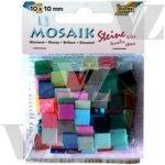 SMT Creatoys Mozaika lesklá mix barev 10x10mm