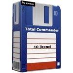 Total Commander - 10 licencí