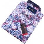 Native pánská košile s krátkým rukávem modrá 120308 23f85d9cc0