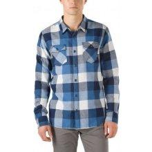 Vans Pánská košile Box Flannel Delft Marshmallow V00JOGO6A e930018c95